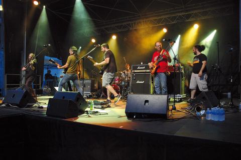 reggae et ska avec Locomondo
